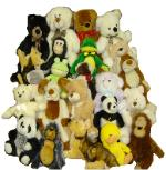 mix stuffed animals