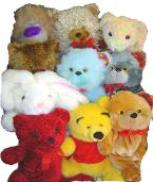 closeout stuffed animals