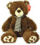 dark gift teddy bear