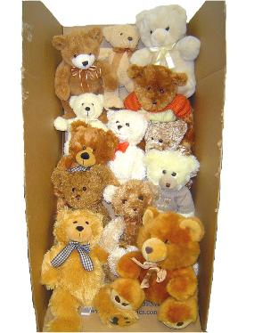 free shipping teddy bear mix